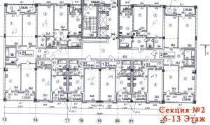секция 2 11 этаж