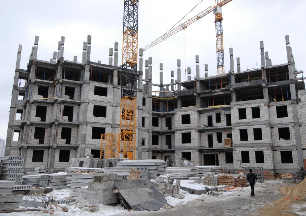 Монтаж сборных и железобетонных конструкций